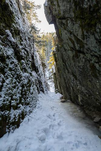 winter snow nature finland nationalpark nikon gorge fi kansallispuisto ruovesi helvetinjärvi pirkanmaa helvetinkolu d7100