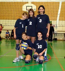 Benjamines Filles 2006-2007_1