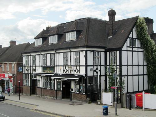 The Fellowship Inn, Bellingham, London