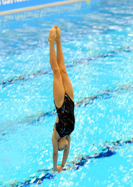 Scottish Gas National Diving Championships and Thistle Trophy