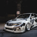 Joe's STi hiding in the dark alley by CP Fraudtography