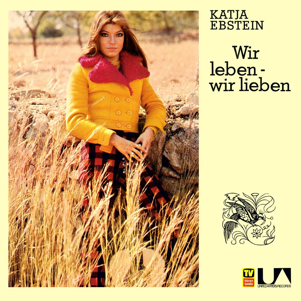 Katja Ebstein - Wir leben, wir lieben