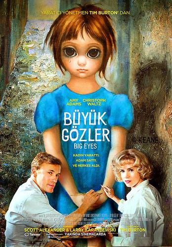 Büyük Gözler - Big Eyes (2015)
