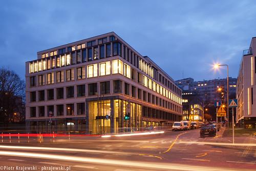 Carpathia Office House - Warsaw