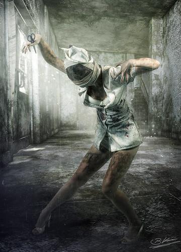 Silent Hill-Fanart
