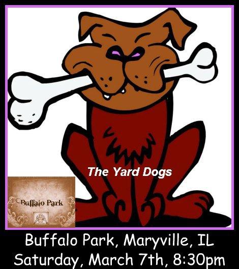 Yard Dogs 3-7-15