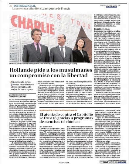 15a16 Hollande instala a los musulmanes en el centro del nuevo paisaje político nacional Uti 425