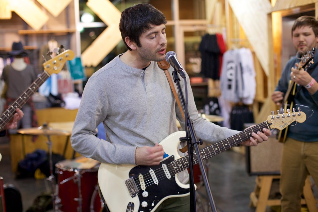 Gramps at Urban Outfitters | March 5, 2015