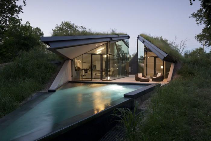 Kiến trúc với hệ thống sinh thái thiên nhiên
