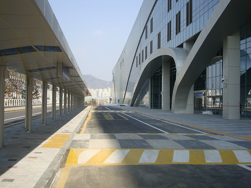 Busan Port International Passenger Terminal