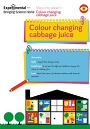 Cabbage juice Infosheet