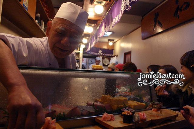 sushi daiwa chef