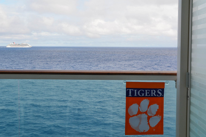 Tigers at Sea