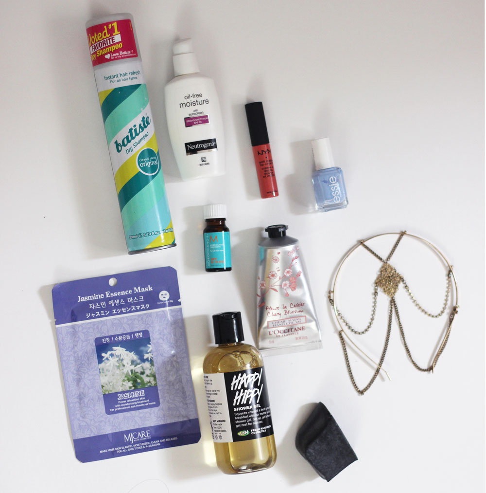 Beauty products to pack for spring break