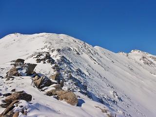 Upper East Ridge