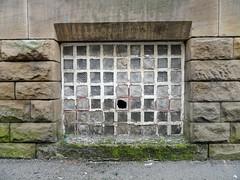 Basement Window, Midland Mills, Bradford