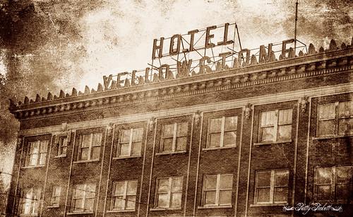 haunted  Yellowstone hotel Pocatello Idaho