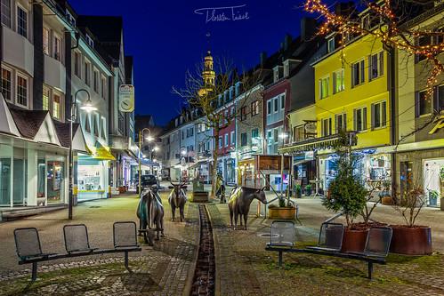 Alte Poststrasse in Siegen