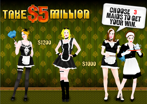 free Take 5 Million Dollars bonus game