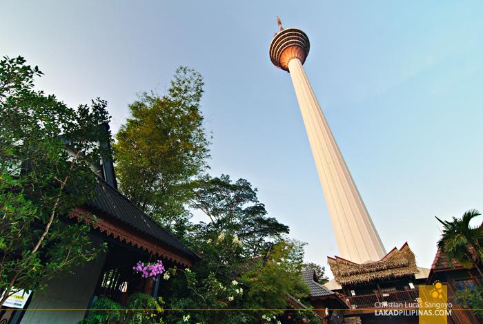 1 Malaysia Cultural Village in KL Tower at Kuala Lumpur