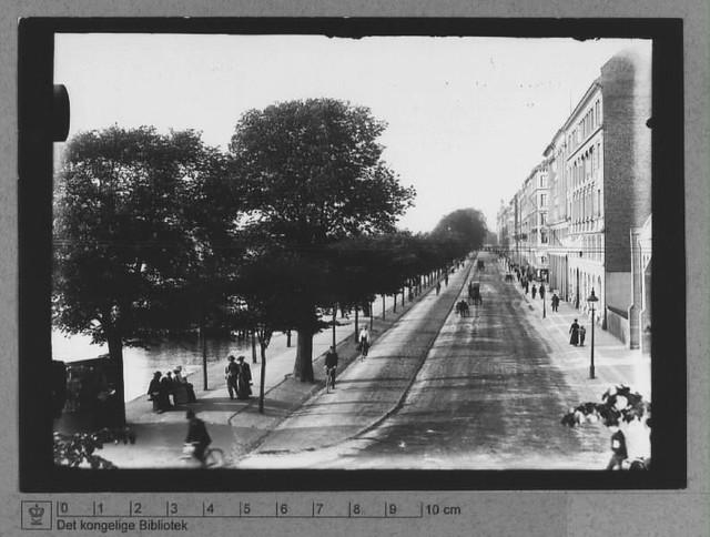 Cykelsti Nørre Søgade