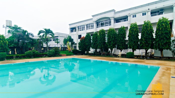 Capitol Plaza Hotel Swimming Pool in Quirino