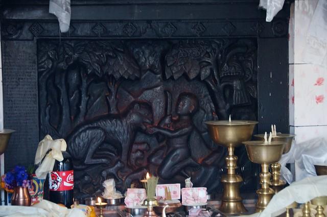 Namo Buddha Stūpa