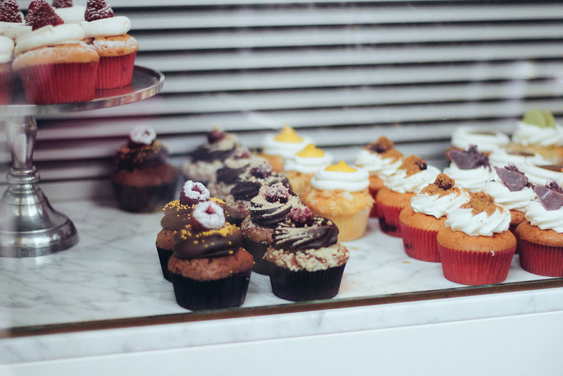 Mo made Cupcakes - Antwerp
