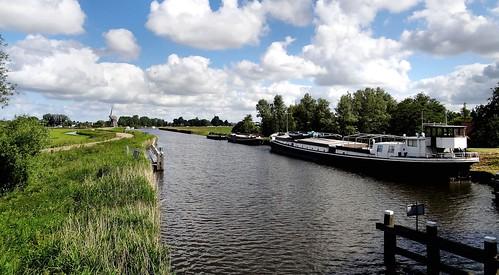 holland mill netherlands nederland molen noordholland sintpancras kanaalomvalkolhorn molenvankriek