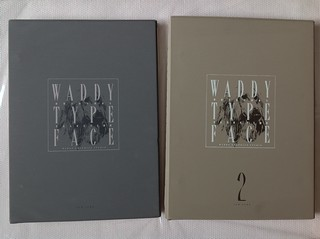 Waddy Typeface Vol. 1 & 2