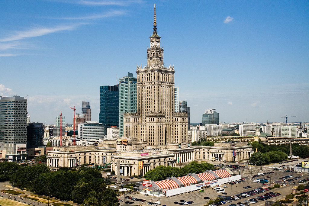 Palace of Culture and Science,