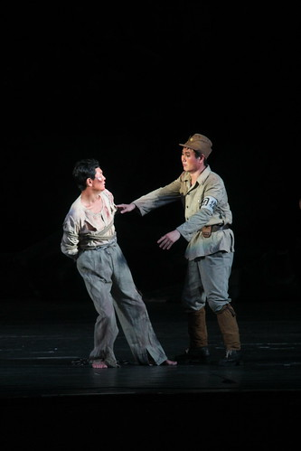 forest opera tell north korea revolutionary dprk hamhung