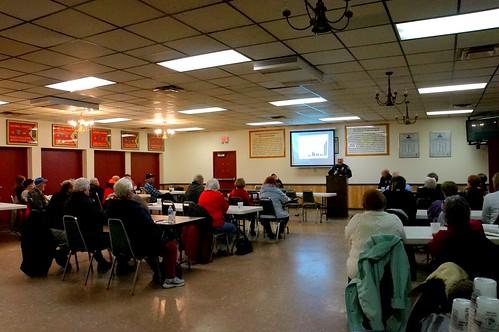 Speedway Neighborhood Watch Meeting - February 2015