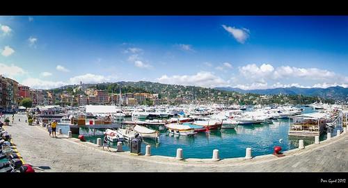 Santa Margherita. Liguria. Italy
