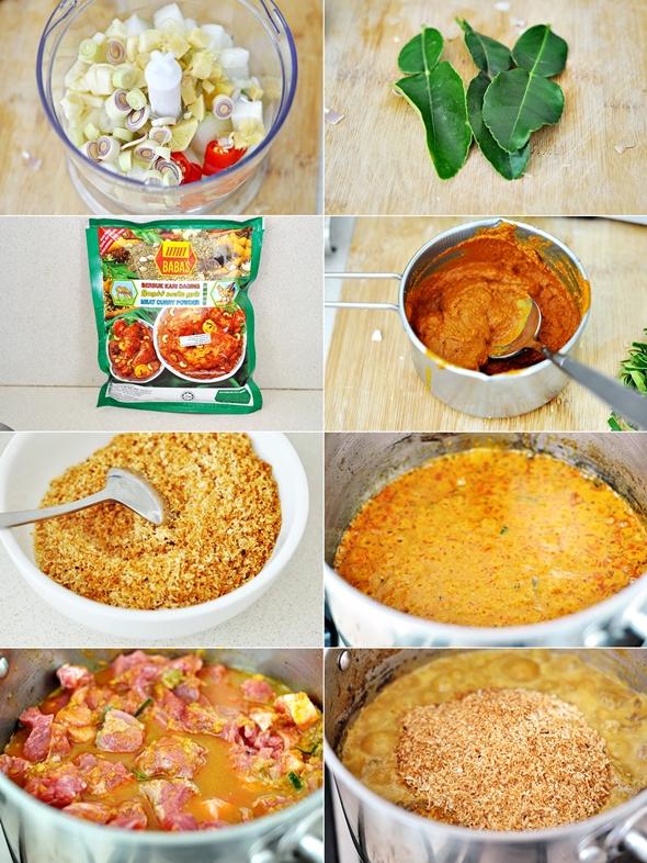Beef rendang | www.fussfreecooking.com