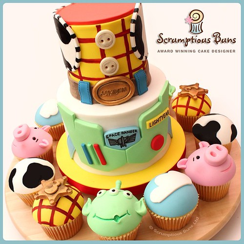 Lion King Cake Decorations Uk : Cakes For Children Scrumptious Buns Wedding Cakes & Cake ...