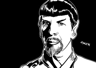 The Best Spock Ever (Mirror Spock)