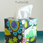 Get Well Tissue Box Cover
