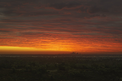 sunset sky colour skyline clouds bush scenery cityscape sony scenic australia wideangle alpha tamron zigzag westernaustralia 2470mm gooseberryhill a99 cityofperth slta99 stevekphotography