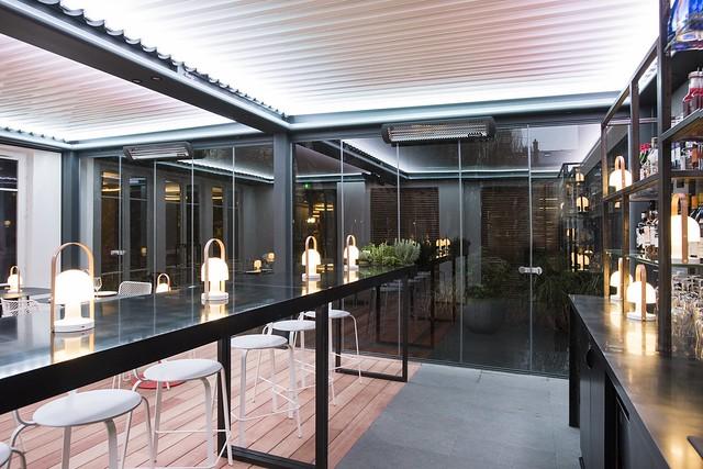 Le jardin secret et la terrasse chic de la Belle Juliette sont ouverts !