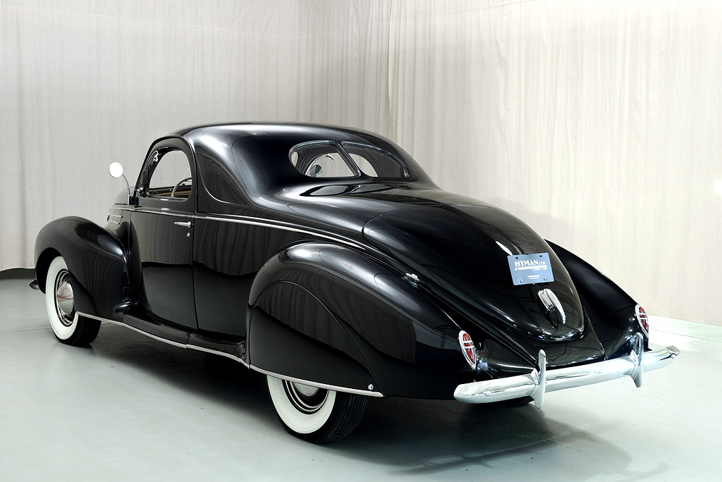 39008_P Lincoln Zephyr V12 3SPD Coupe_Black
