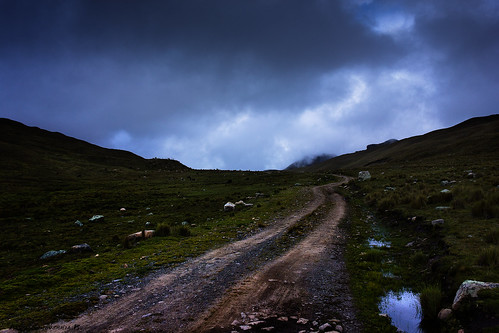 sky mountains green water clouds landscape bolivia roads fineartphotography cochabamba canon550d