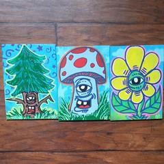 "5x7"" canvas boards"