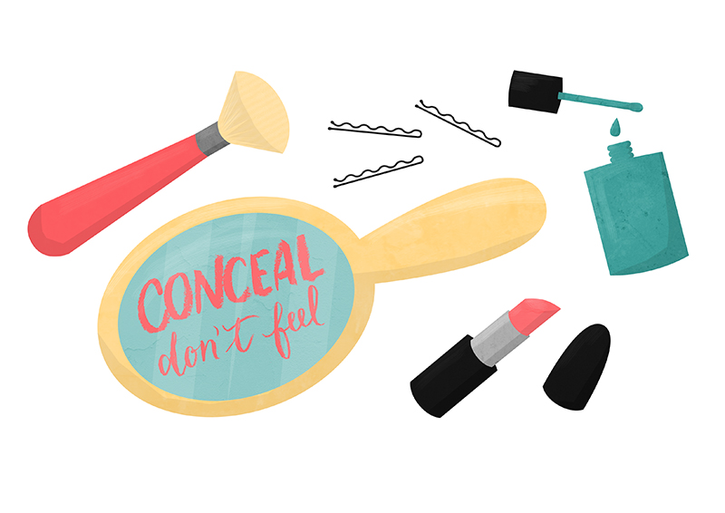 Conceal Don't Feel - Done!