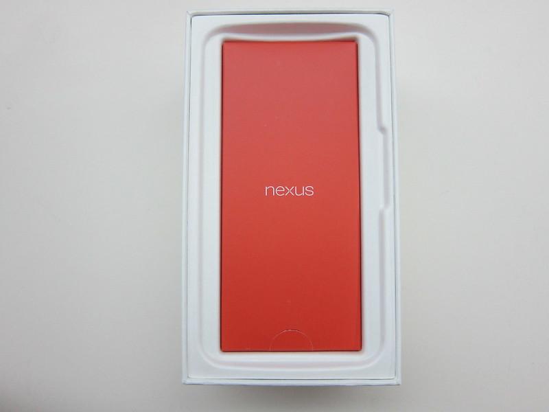 Nexus 6 - Box Open Inner