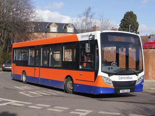 Centrebus YX63LGG