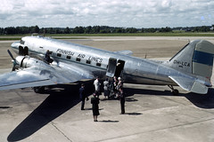 aviation, airliner, airplane, propeller driven aircraft, vehicle, junkers, douglas c-47 skytrain, douglas dc-3, aircraft engine,