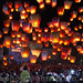 Hot air balloon themed sky lantern was flying 熱氣球天燈起飛 7/8 by *dans