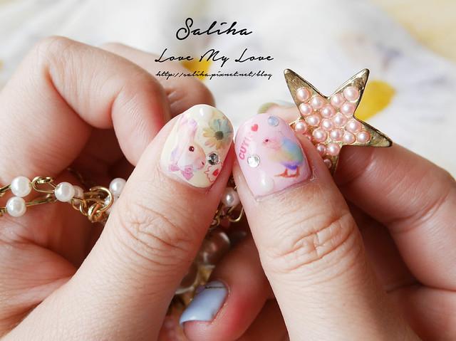 馬卡龍光療指甲 (11)