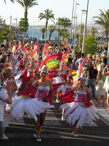 Arona carnaval